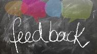 「請給意見」說Please feedback是錯的!一次整理,最常搞錯的feedback用法