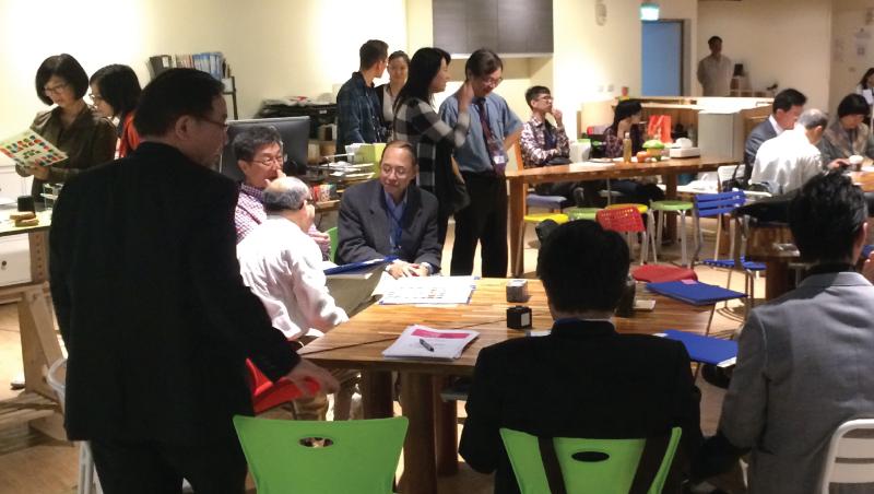 創創好厝邊VOL.1-為全球文化創意而生的嶄新加速器:飛市達創意創新中心