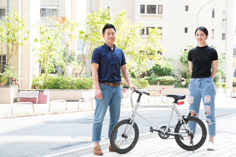 「黑洞科技」 用單車改變一座城市