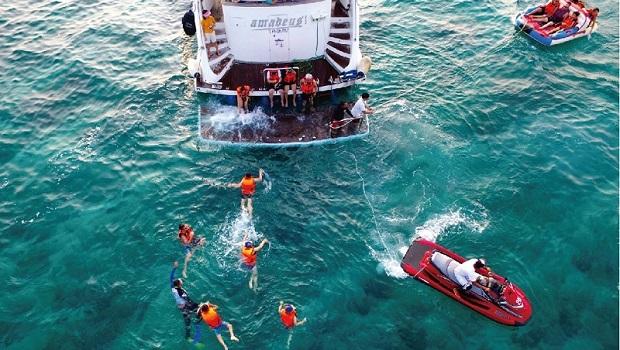 亞果遊艇集團  用遊艇告訴你「澎湖可以這樣玩」!