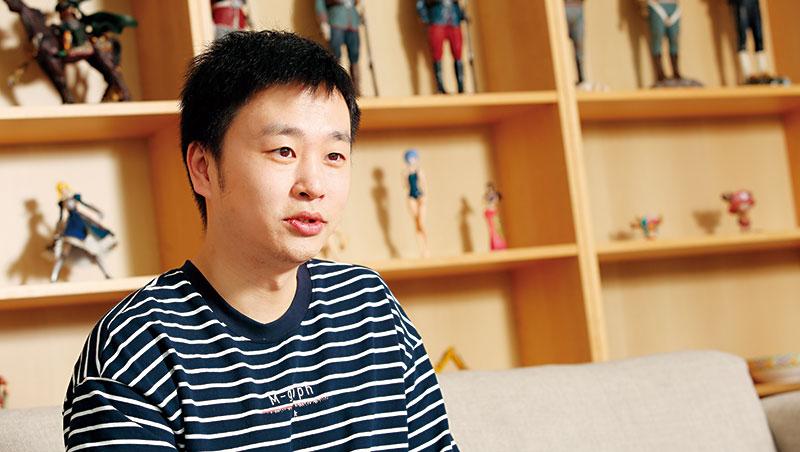 蘑菇街創辦人陳琪公司內掛滿激勵標語,他說:「如果我們不迭代,就會被淘汰!」