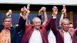 曾拔四任大馬總理 93歲馬哈迪最愛《君王論》