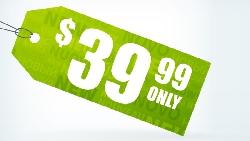 34元、39元、44元...竟然是訂價39元的產品賣最好!「尾數9」為何會刺激購買欲?