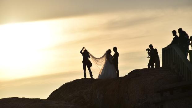 我家最大型的垃圾,除了我就是婚紗照....史丹利給新人的建議:真的不要為了拍婚紗吵架