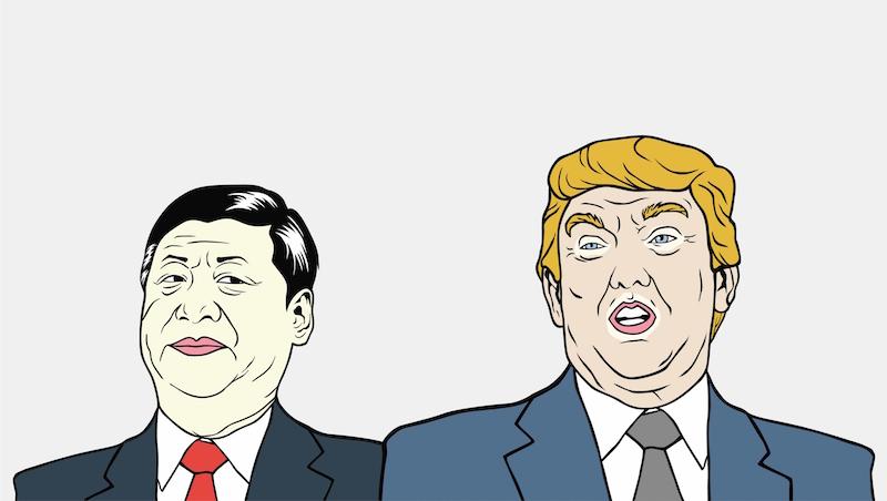中美貿易戰》才說和解、又祭出25%關稅!川普反反覆覆,為何習近平只能「吞下去」?