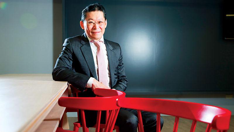 宏泰企業機構執行常務董事、林堉璘宏泰教育文化公益基金會諮詢委員會執行長:林鴻南