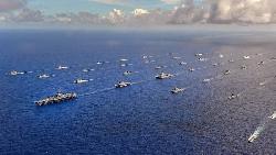 被美國踢出環太聯合軍演 中國反嗆:沒有建設性的決定
