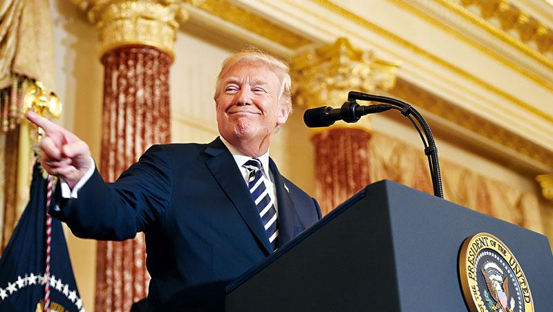 川普外交政策左右全球匯率,5月迎來中美貿易戰與伊朗核武協議兩變數。