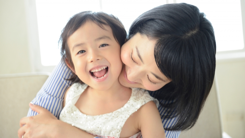 給全天下的媽媽:孩子要的不是妳的任勞任怨,而是告訴他們,有了你,我真開心