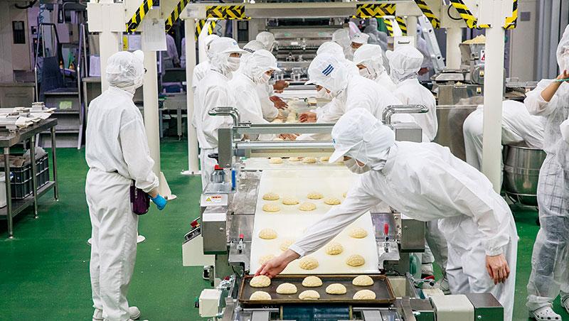 全家首季獲利暴增九成 就靠這座麵包廠