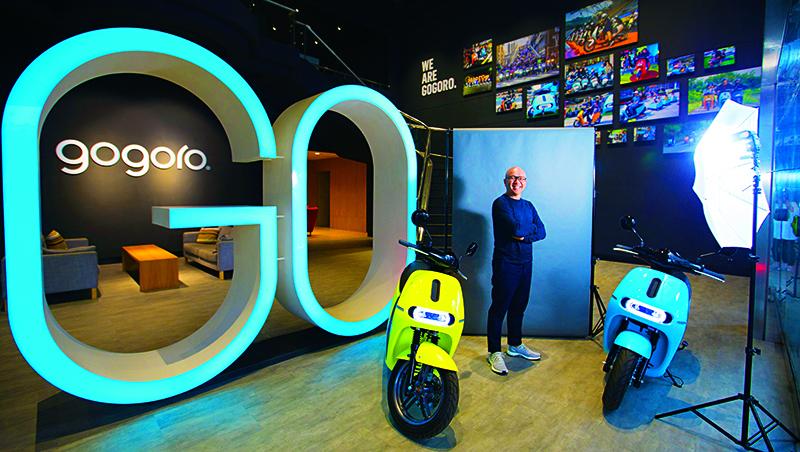 Gogoro創辦人火星領導術  把台灣品牌賣到歐、日