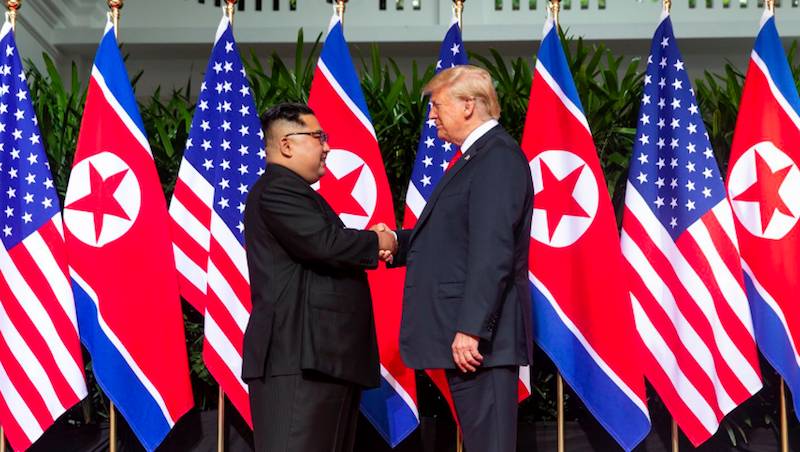 美朝峰會》「無核化」只有口號、沒談細節!從會談內容,看川金會是否只是一場秀?