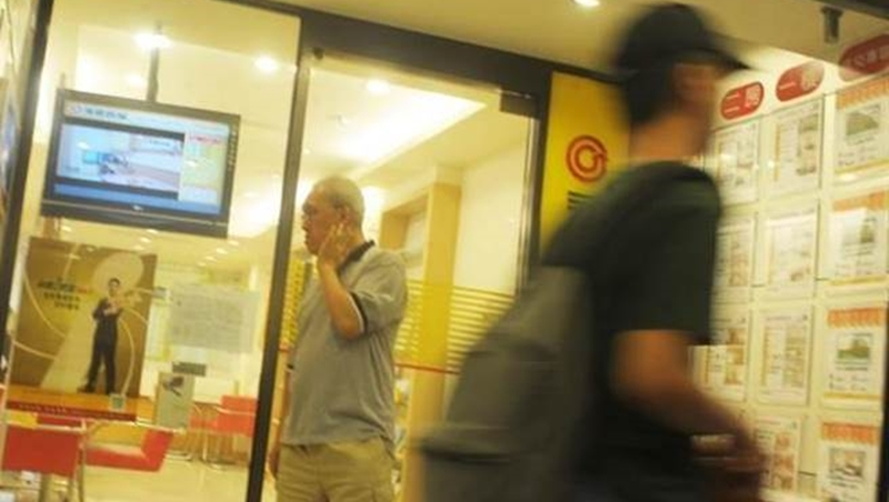 北台推案大爆量 學者示警:房市醞釀「ㄣ型風暴」