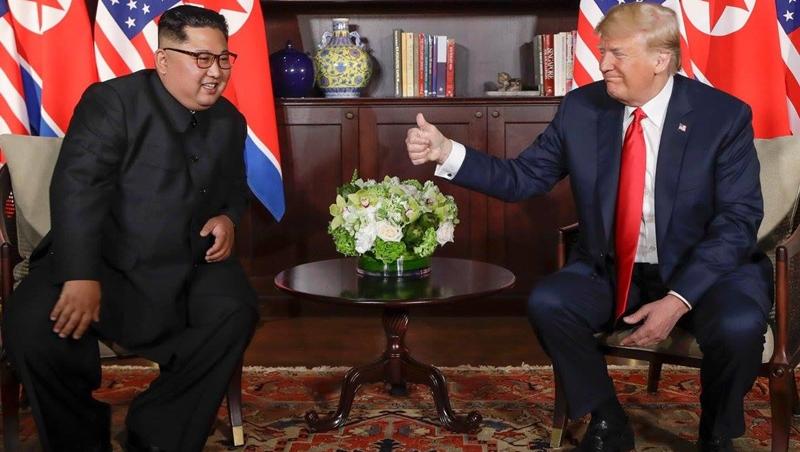 美停止軍演 南韓慌了