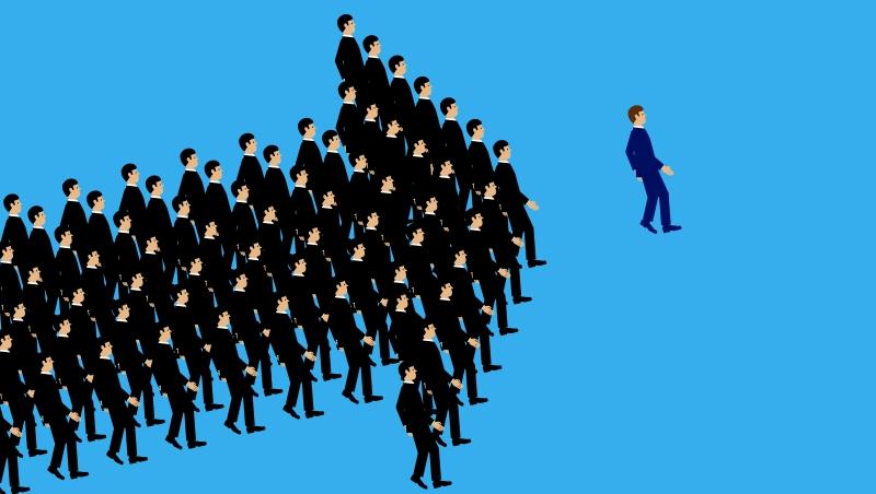 加薪也留不住!人才寧可待業也要辭職...管理專家:員工沒有「靈魂人物」可以跟隨