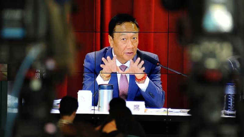我的目標是活到120歲!鴻海股東會,郭董霸氣:未來5年不談接班、股價200元目標不變