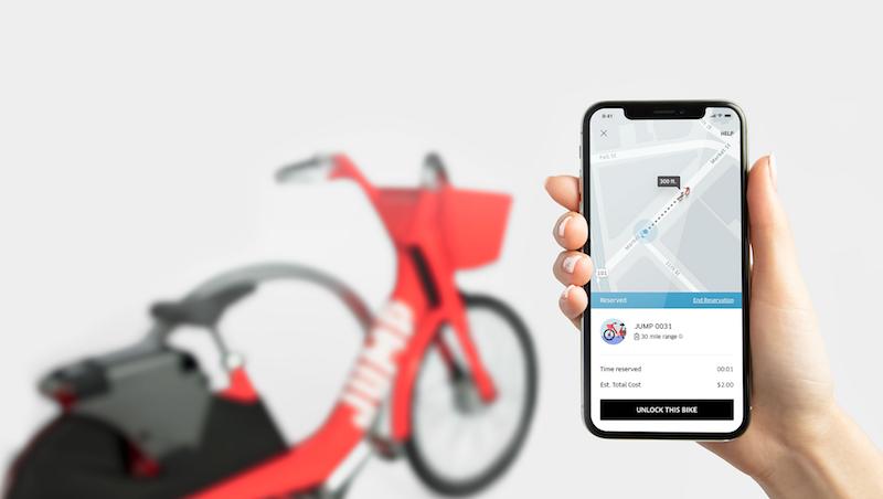 Uber將在柏林推電動自行車 CEO稱減少空汙,一萬六千台自行車本身卻是一大亂源?
