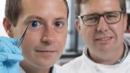 眼科大突破!生物墨水結合3D列印10分鐘印出角膜