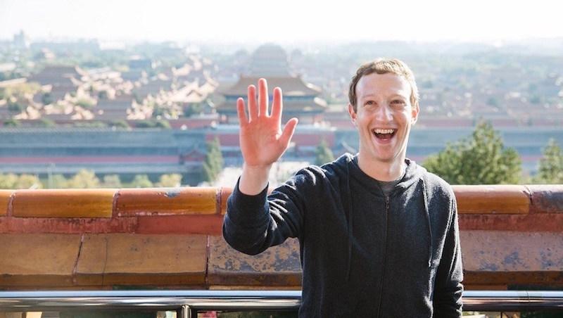 從沒打破那道牆,中國卻能使用臉書「資料」?不顧員工離職,佐伯格也要討好中國的內幕