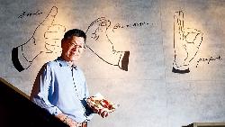 台灣麥當勞前總裁 人生三度重開機告白