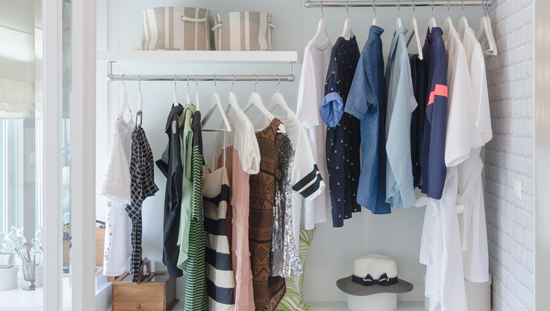 丟完衣服又繼續買,衣櫥老是爆炸...找出「為何而買、為何而丟」,才能治好衣櫥爆滿症