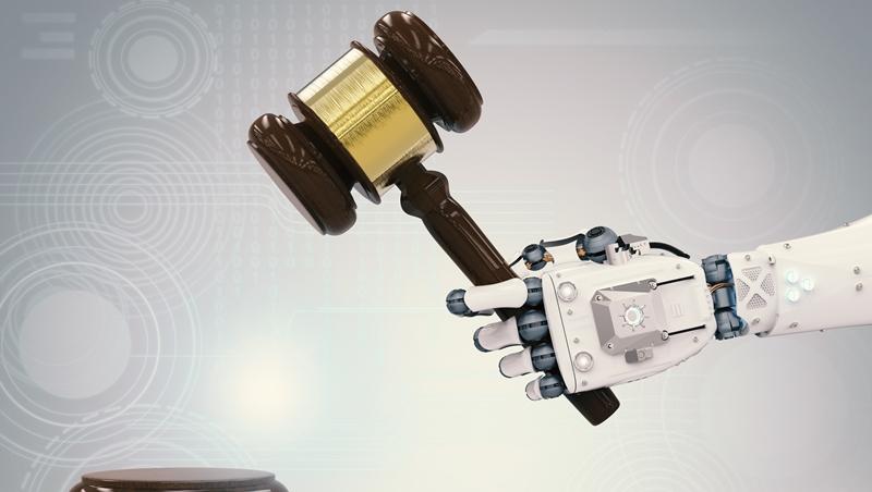飯碗不保了?「AI律師」讀訴訟文件只需幾分鐘,lawtech將搶走3萬律師工作