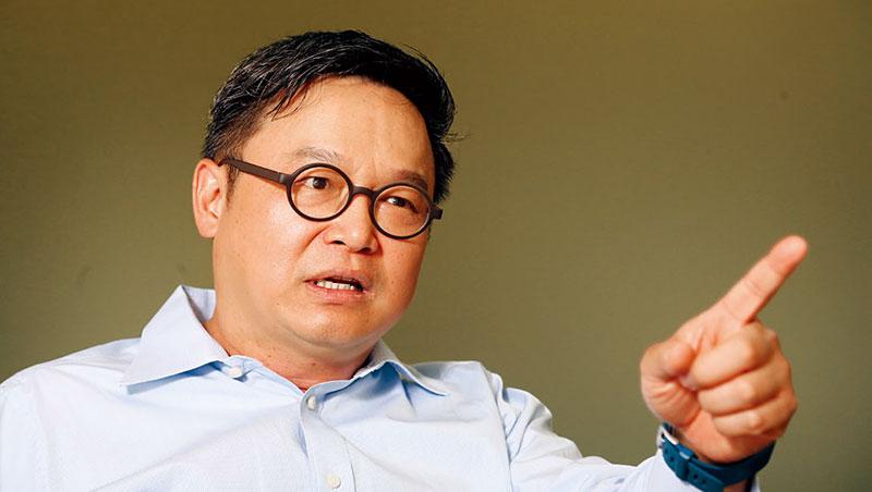 如興紡織董事長兼中和羊毛董事長陳仕修