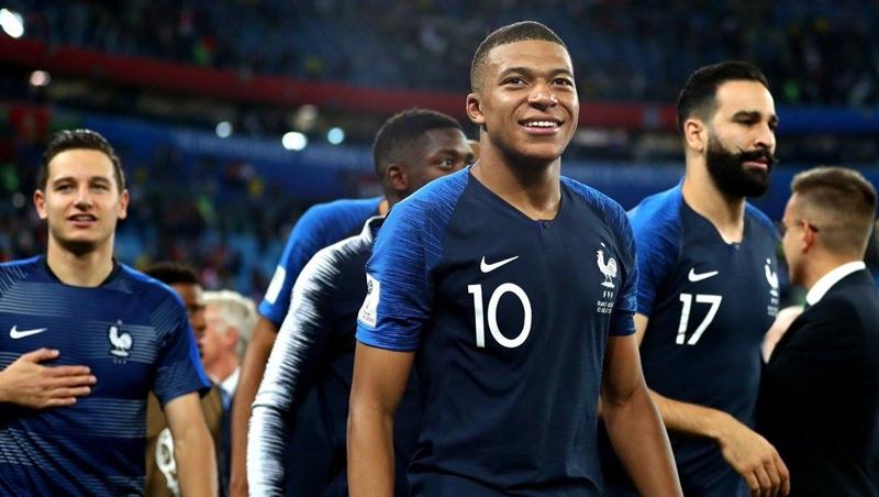 世足冠軍戰將登場!法國姆巴佩沒排進前5名...網路聲量調查:本屆人氣最旺的10位球星