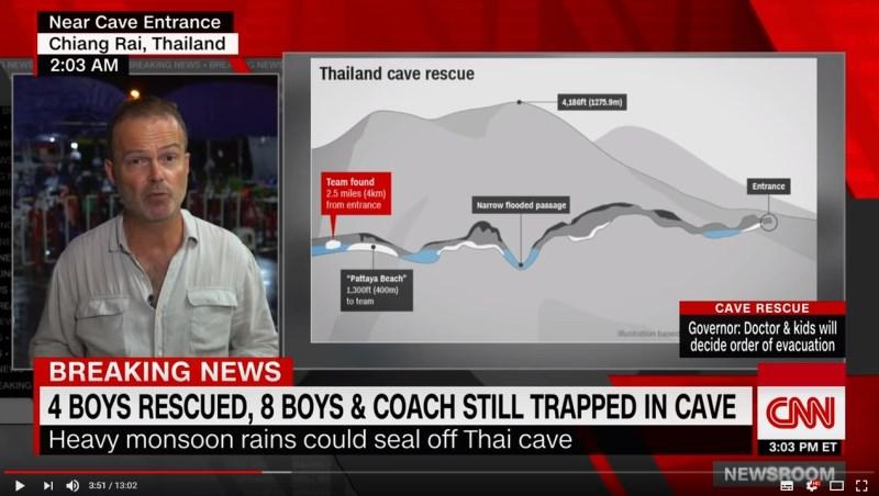 跨國合作救出4名隊員!看泰國洞穴不可能的救援任務:生命的價值,是無法用金錢衡量的