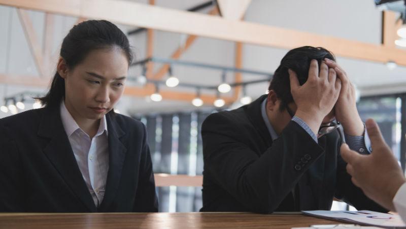 犯小錯被老闆罵白癡,之後連買便當都要再三檢查...員工變得不敢做任何事,根本本末倒置!