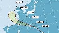 強颱前高溫36度 防午後雷陣雨!瑪莉亞暴風圈明晚觸地