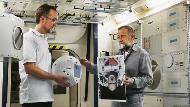 第一個太空AI助理首度升空!結合相機、人臉辨識功能,機器人Cimon將成為太空人得力助手