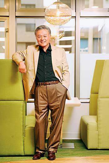 TVBS電視台副董事長兼顧問、史坦利國際傳媒董事長 陳剛信