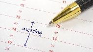 會議邀請上看到Apologies,不是道歉的意思...掌握開會的常用英文,讓你更專業
