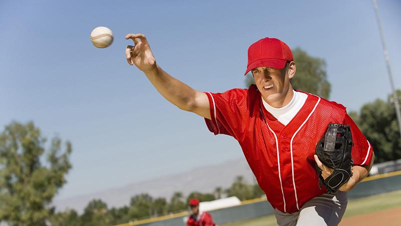 業績壓力大、表現失常...你也遇到職涯低潮了嗎?這位投手的故事,告訴你如何靠「幽默」逆轉戰局
