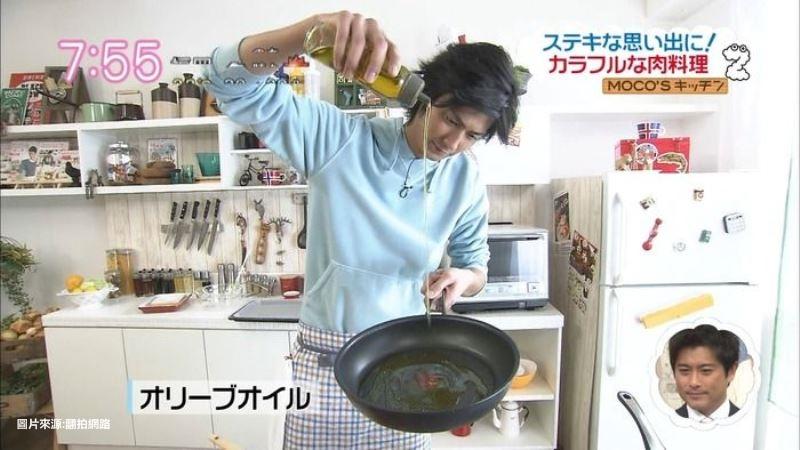 速水茂虎道為什麼能靠「型男主廚」走紅?除了帥氣,還加上「有缺陷的魅力」