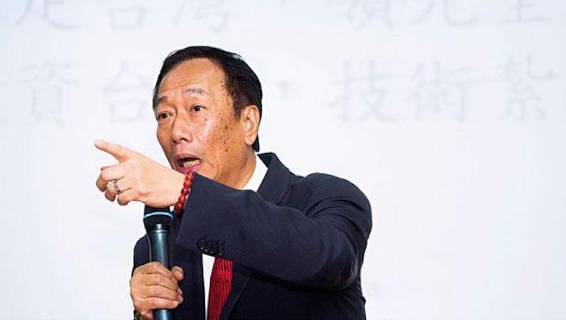 製造業在中國為什麼做不下去?鴻海發放股息的這一天,郭董下令集團幹部非看不可的文章