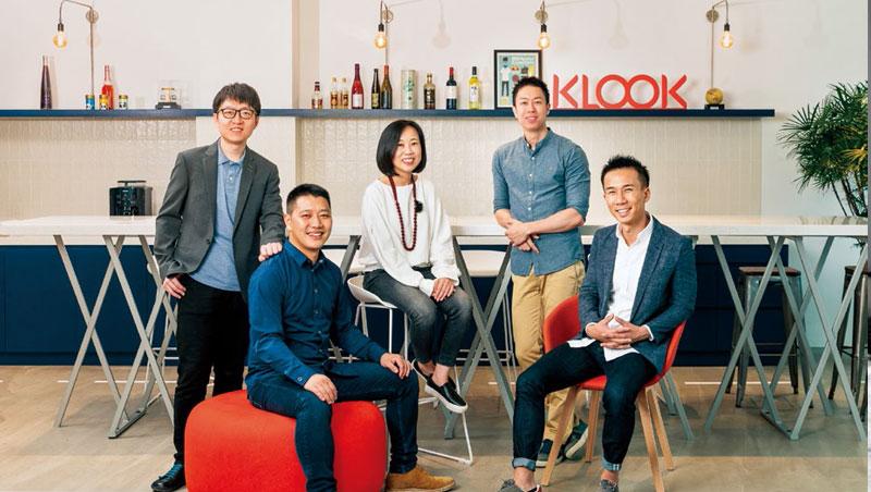 客路3位創辦人看到目的地旅遊商機,今年3月從TripAdvisor及騰訊挖角人才,組全球管理團隊。