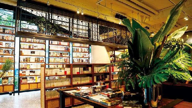 歷史撞現代,翻身潮設計  我們的理想書房