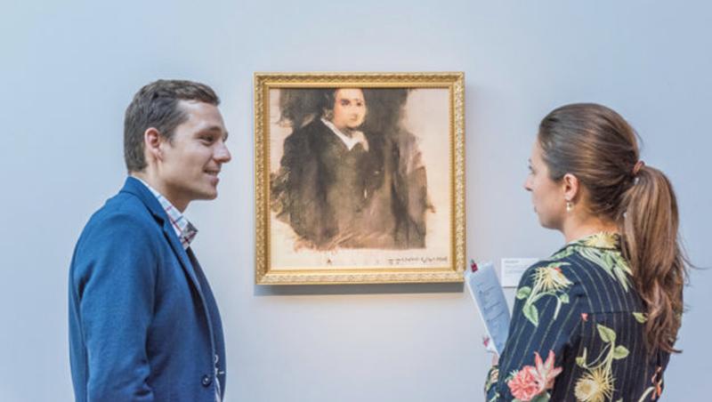 藝術界的新競爭者?用AI畫的作品即將登上佳士得拍賣,首件畫作甚至賣了40萬