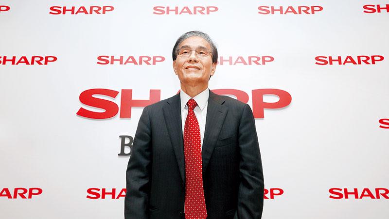 中國市場擴張趨緩,以東協為主的海外銷量能否加速成長,是夏普社長戴正吳轉虧為盈後最大挑戰。