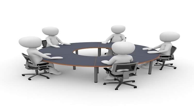 工作氣氛和諧,不代表彼此有共識!許多公司經營成效不彰,問題出在愛開「閉門會議」