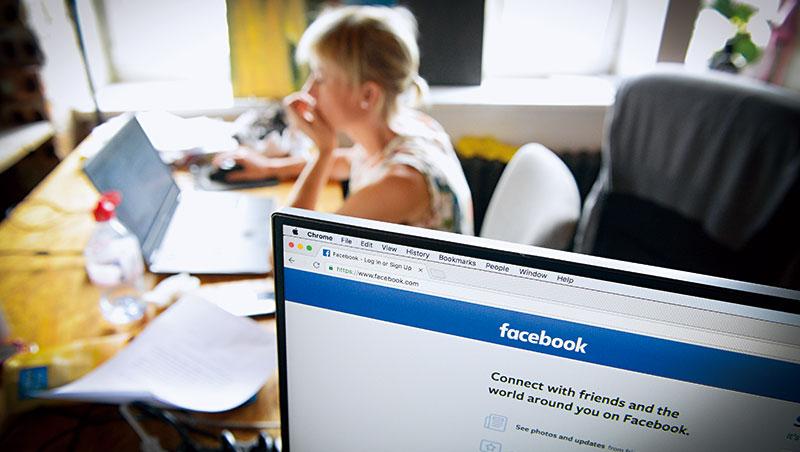臉書表示下半年用戶數將持續衰退,多數用戶不快樂,或許是最大隱憂。