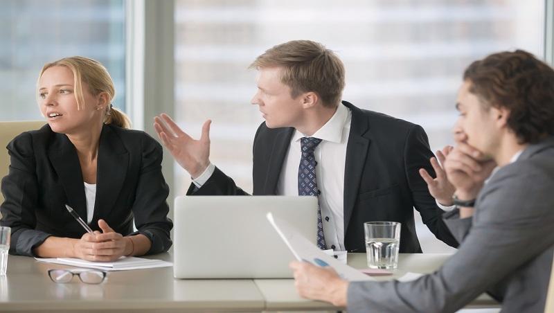 職場上,衝突是使團隊成長的特效藥!把握關鍵20秒,4招化解僵局、提升工作效率