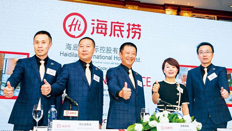 上市記者會唯一台灣媒體,我們提問:如何解決管理難題?