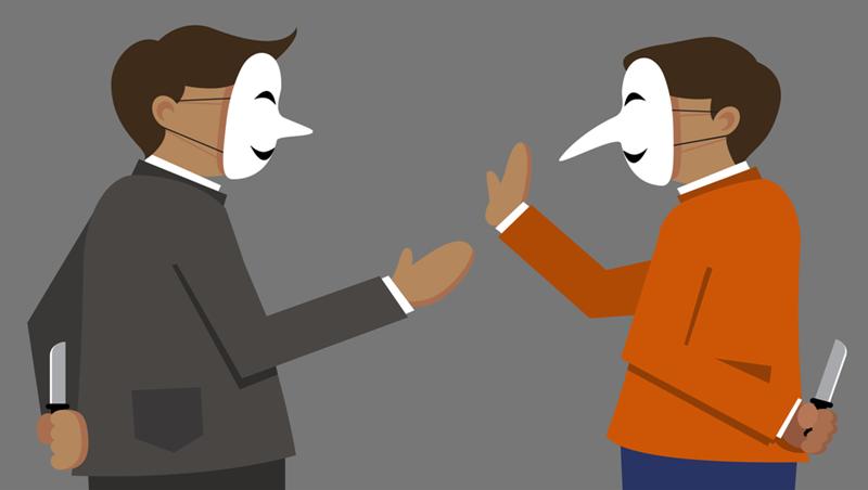 看客戶的笑容,就知道案子會不會成!職場必備「笑容辨別」術:4張圖解,破解良善背後的假意!