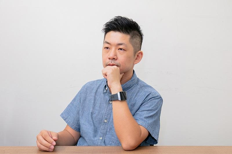 《童顏有機》-有機長王傑民