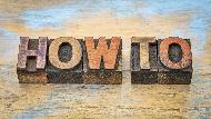 """""""How to do...""""可以用寫的卻不適合說?問句不成立的關鍵差在這,正確用法一次看懂"""