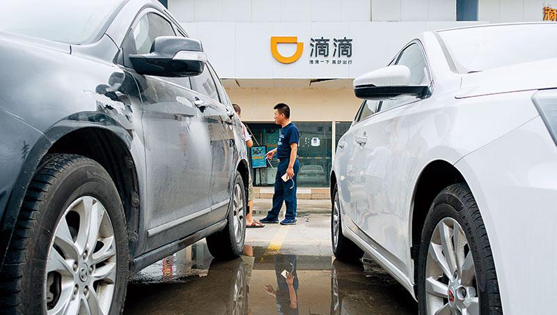滴滴是囊括中國9成市占率的超級獨角獸,下半年IPO計畫,恐因連續重大刑案蒙上陰影。