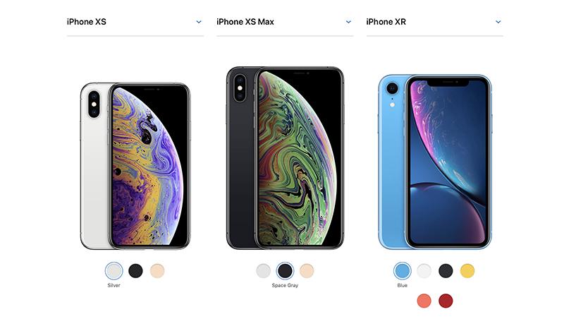 三款新iPhone正式亮相,到底該買新機還是舊機撿便宜?4張表看懂買哪台才划算